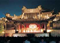 古戏台 Xiu Zhen Guan Stage